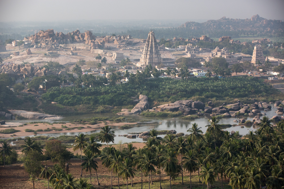 Hampi - the ruins of the Vijayanagara Empire
