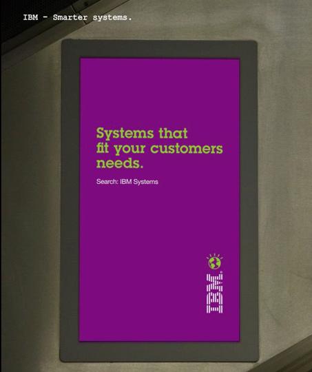 IBM - Smarter systems
